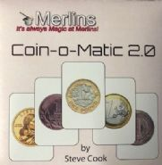 Coin o Matic 2.0 by Steve Cook and Mark Lee
